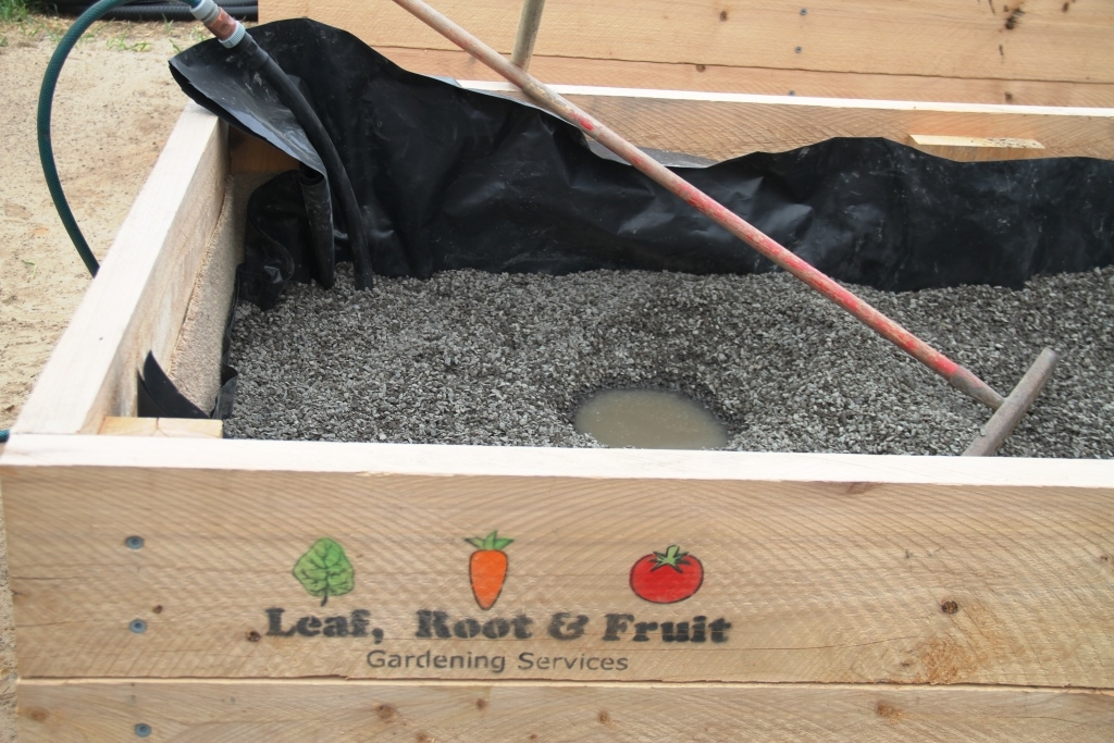 Wicking Bed Melbourne Buy Install