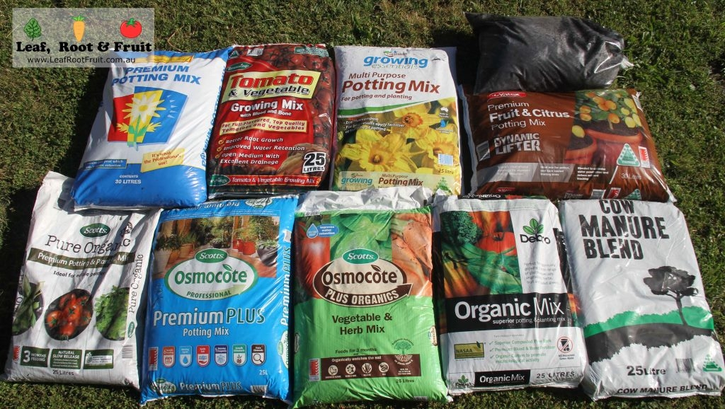 Which potting mix is best leaf root fruit gardening services potting mix experiment round two workwithnaturefo