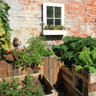 Edible Garden Design - Leaf, Root & Fruit Gardening ...