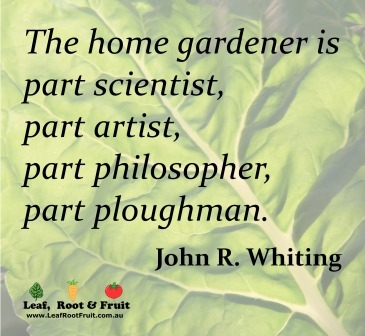 Gardening Quotes And Sayings Leaf Root Fruit Gardening Services