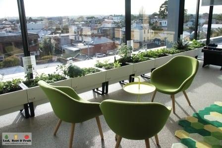 REA Group Edible Garden Wicking Beds