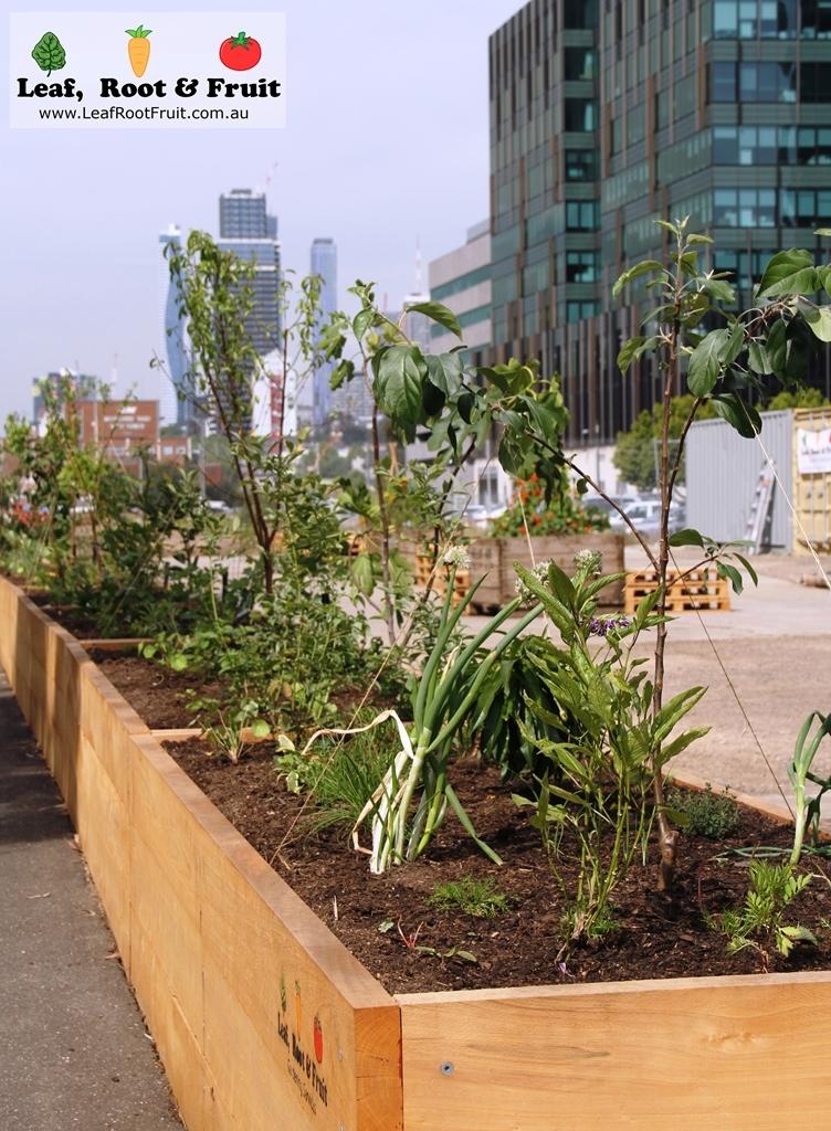 District Docklands Kids Garden Melbourne