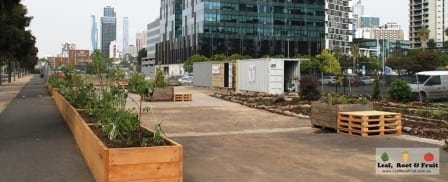 District Docklands Kids Garden Melbourne